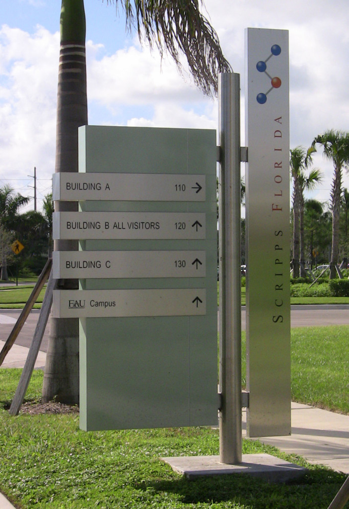 Custom Signs Today West Palm Beach Directional Signs