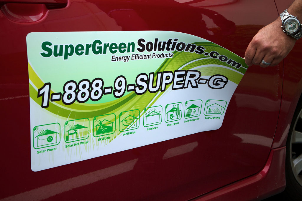 Custom Signs Today West Palm Beach Car Magnet Sign Florida - Custom car magnet advertisingcar door magnet advertising business magnets for cars car